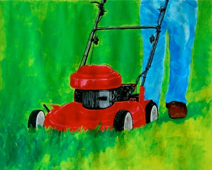 New Landscape - Mower