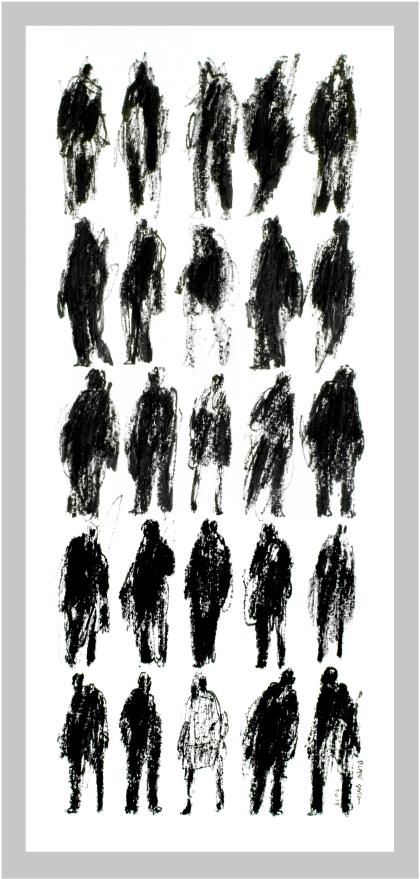 2013 - 25 Pedestrians VII