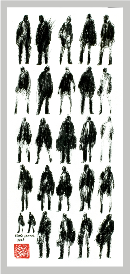 2013 - 26 Pedestrians